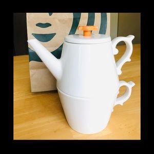 🌼Starbucks Tazo teapot